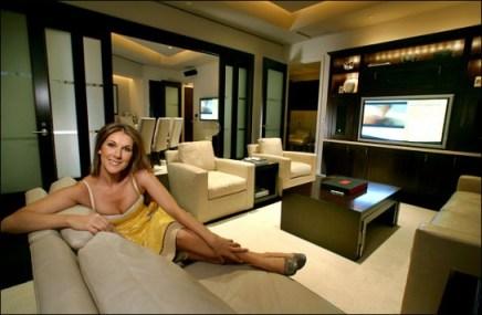 Céline vend certaines de ses propriétés