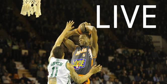 Basket Pro A : Dijon - CSP Limoges