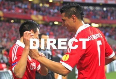 Match Benfica Juventus Streaming Video