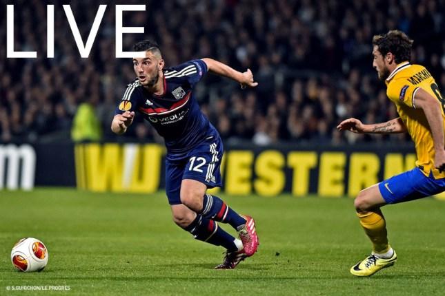 Match OL Juventus en direct