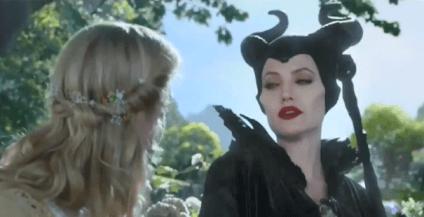 Angelina dans son nouveau film Maléfique