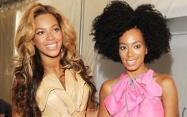 Beyoncé et sa soeur Solange