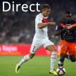 Match PSG - Montpellier en direct