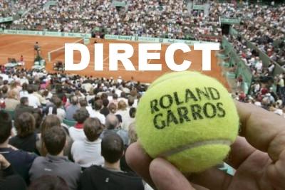 Streaming Roland Garros 2014 Match de Tennis en direct