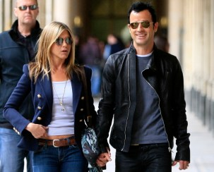 Jennifer et son fiancé
