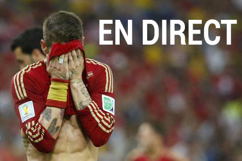 Match Australie Espagne en direct tv et streaming sur internet