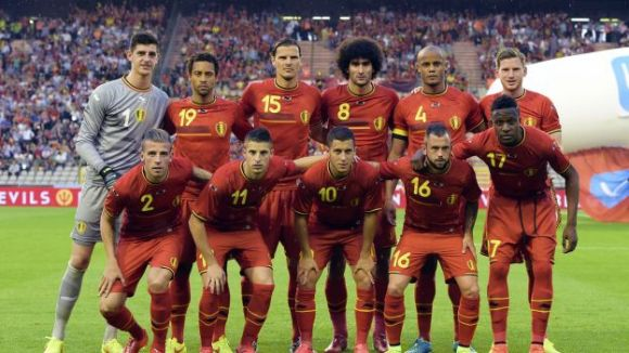 Match Belgique Vs Algerie en direct tv et streaming sur Internet 2
