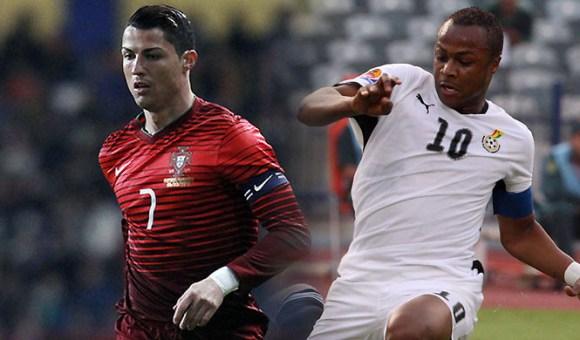 Match Portugal Ghana en direct Tv et streaming sur Internet