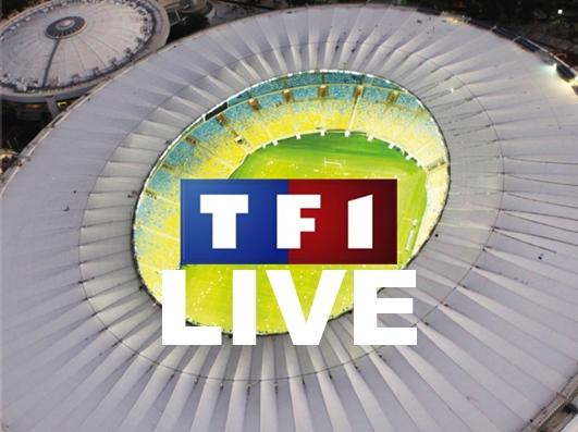 Match en Direct TF1 Coupe du Monde 2014