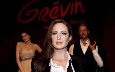 Angelina Jolie au musée Grévin