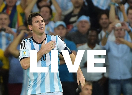 Demi-Finale Match Pays Bas Argentine en Direct TV Video Streaming