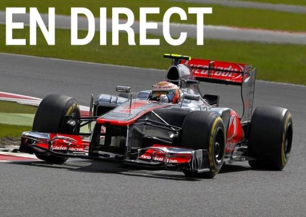 Grand Prix Grande Bretagne F1