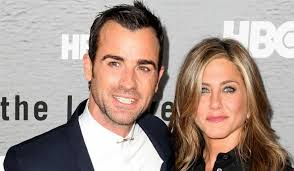 Justin Theroux et sa fiancée