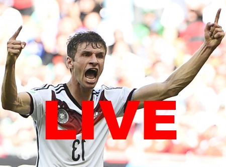 Match Bresil Allemagne en direct tv Video streaming sur Internet