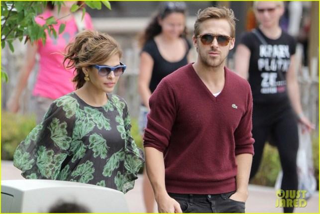 Eva Mendes - Ryan Gosling