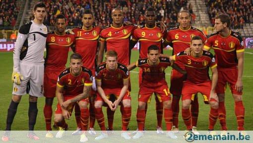 Belgique - Australie