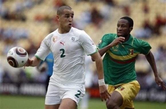 Algérie - Mali