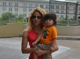 Après Milan, Shakira donnera naissance à un autre garçon