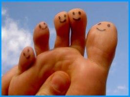 Les pieds et la santé