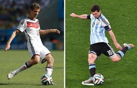 Match foot Allemagne Argentine en direct live et streaming sur internet + Replay vidéo