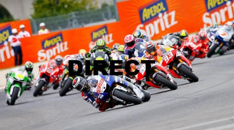 Retransmission Grand Prix Espagne MotoGP 2014 en direct et replay course Aragon en streaming