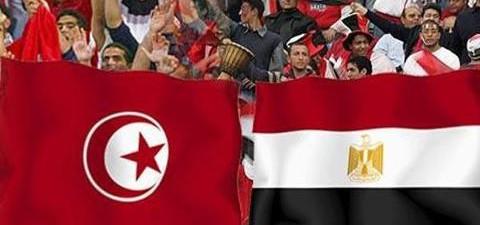 Egypte - Tunisie
