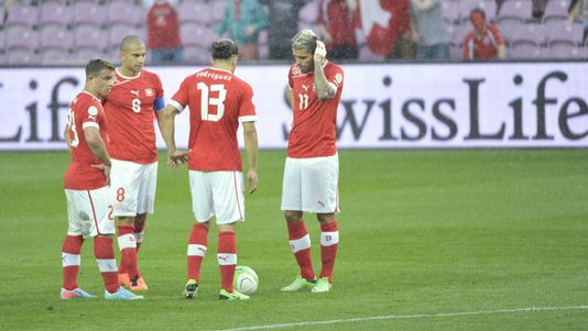 Suisse Slovenie