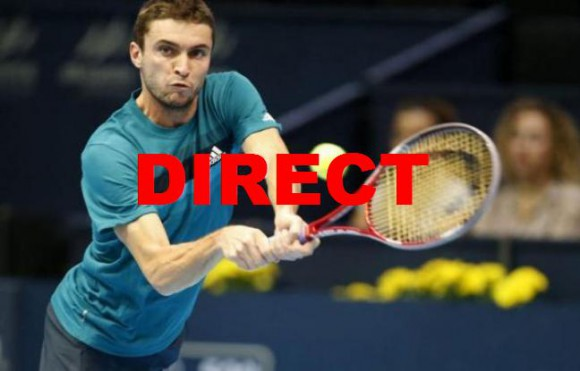 Diffusion vidéo Masters 1000 de Paris-Bercy 2014 et tennis en streaming direct + TV
