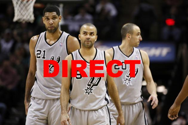Direct Match NBA San Antonio Spurs Alba Berlin 2014 et streaming vidéo résumé basket