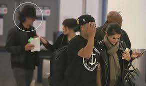 Orlando Bloom et Selena Gomez