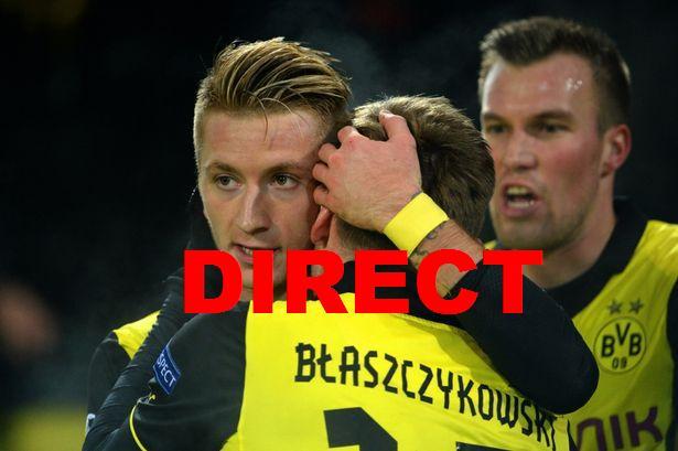 Regarder match Anderlecht Borussia Dortmund 2014 en direct + résumé vidéo en streaming