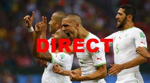 Retransmission match Algérie Malawi 2014 en direct TV et voir qualif Fennecs CAN 2015 en streaming