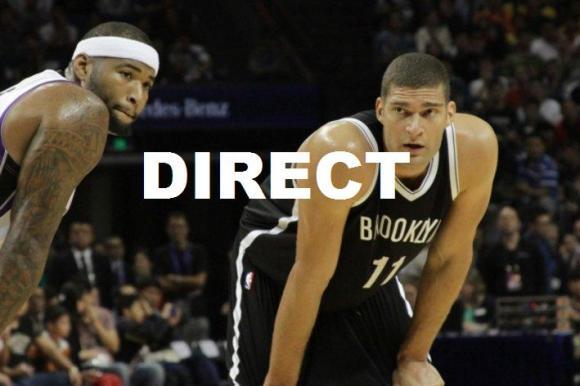 Voir NBA Global Games 2014 en direct et match Sacramento Kings Brooklyn Nets en streaming