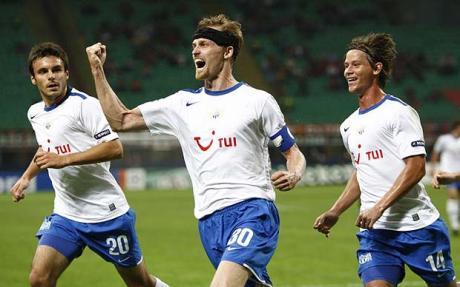 FC Zurich Monchengladbach