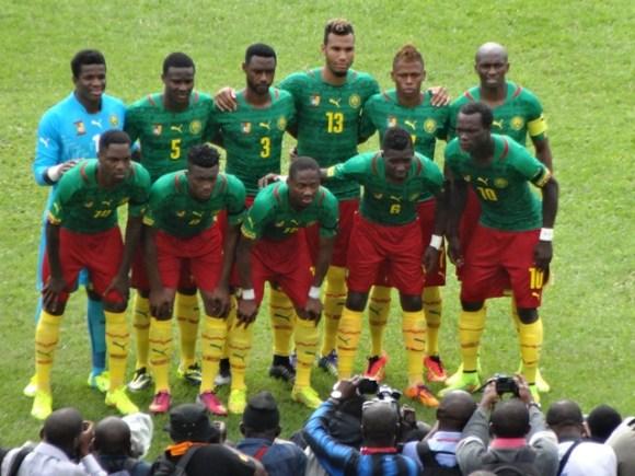 Cameroun Sierra Leone CAN 2015