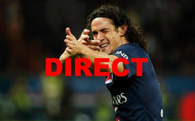 Direct match PSG Nicosie 2014 : Diffusion TV Paris Saint-Germain Champions League