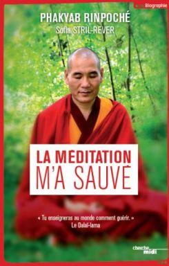Le livre La méditation m'a sauvé