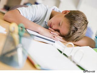 Les rythmes scolaires ne sont pas adaptés à l'horloge interne des enfants et des adolescents