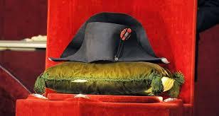 Un couvre-chef de Napoléon a été vendu à un collectionneur sud-coréen