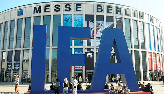 L'IFA la star des salons High Tech en Europe