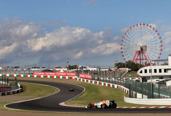 La Formule Un et l'histoire d'amour de la F1 au Grand Prix du Japon