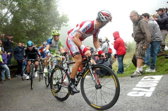 Un spectacle grandiose pour le Tour de Lombardie