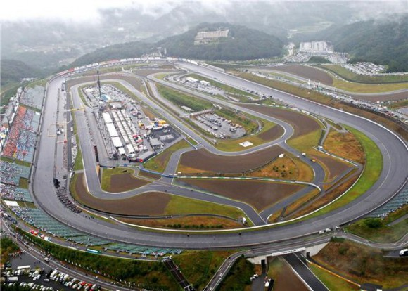 Le détour de la Moto GP au Motul Grand Prix of Japan