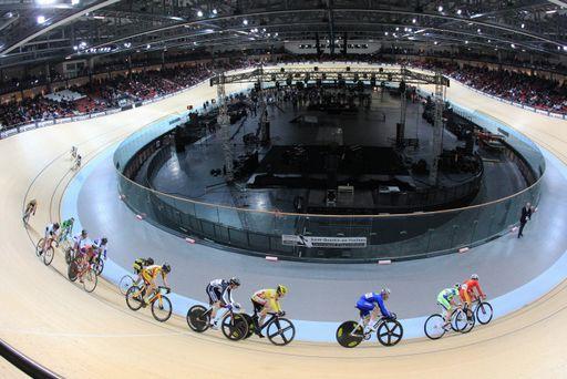 Les Championnats d'Europe de cyclisme sur piste 2015
