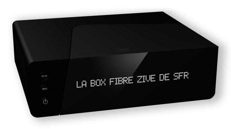 SFR veut concurrencer Netflix avec la Box Fibre Zive