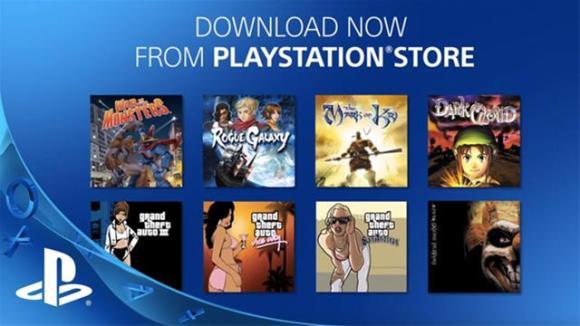 Les jeux classiques PS2 disponibles sur le store PSN de la PlayStation 4