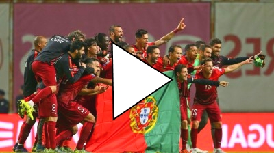 Match du Portugal en direct