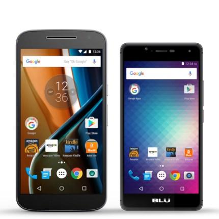 Des smartphones moins chers chez Amazon, mais avec de la publicité