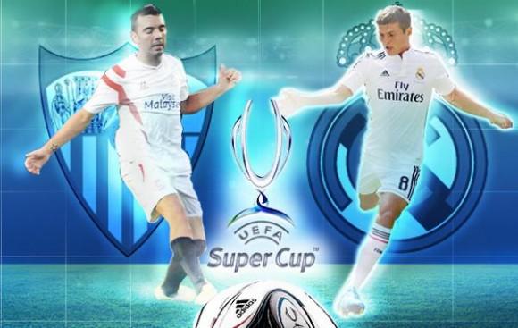 La Supercoupe 2016 de football offre un match Espagnol entre le Real Madrid et le FC Séville