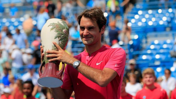 Roger Federer ne défendra pas son titre au tournoi de tennis de Cincinnati 2016